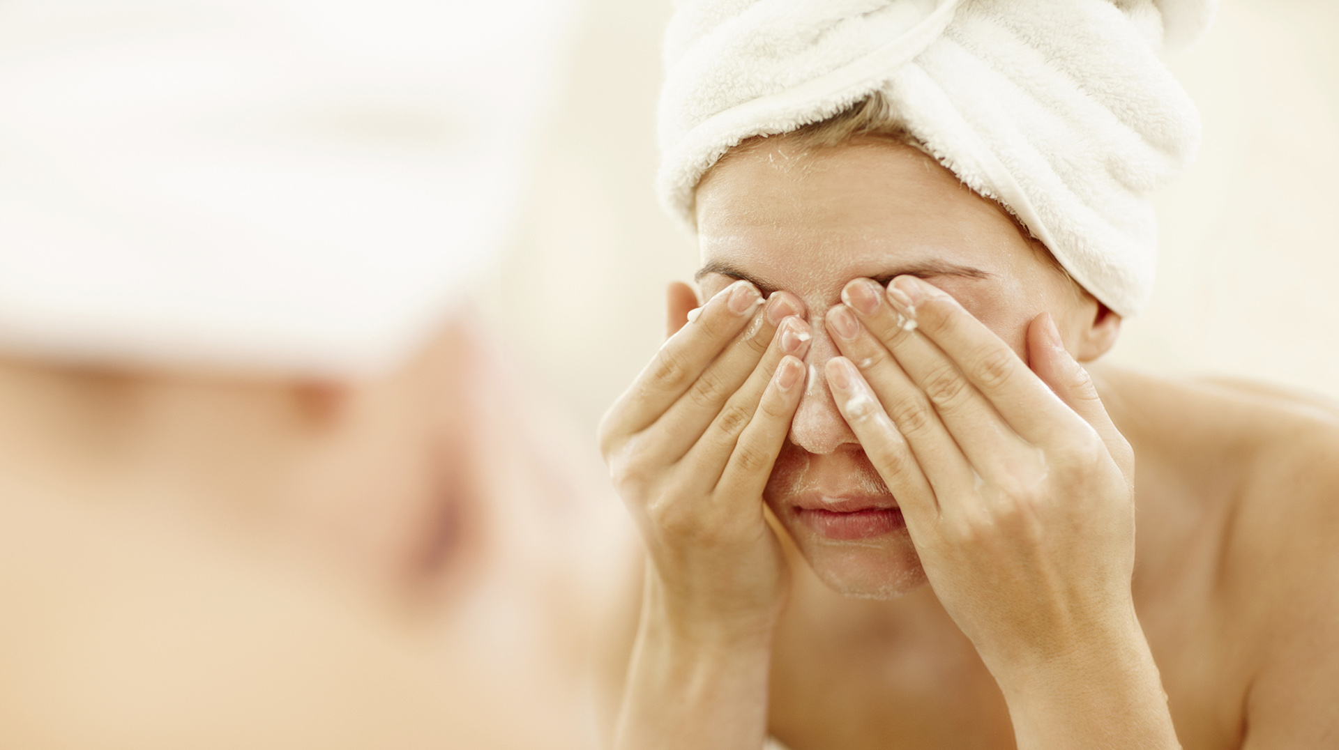 Are You Properly Cleaning Your Face?