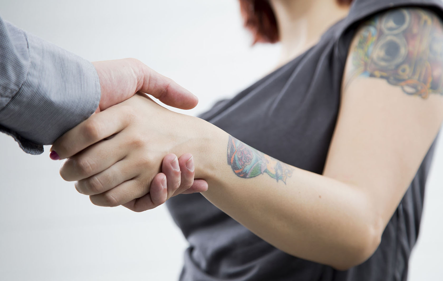 Tattoos in the Workplace –  Why You May Want to Rethink Your Ink.